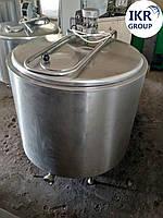 Молокоохладитель б/у Krosno на 400 литров открытого типа