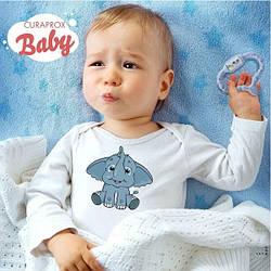 Как помочь малышу пережить время прорезывания первых зубов – лучшие предложения от Curaprox!