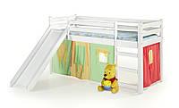 Кровать одноместная с горкой Neo Plus (Halmar)