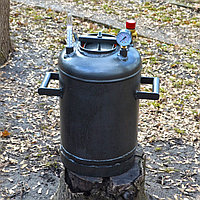 Автоклав огневой с газового балона РБ-21 на 21 банку