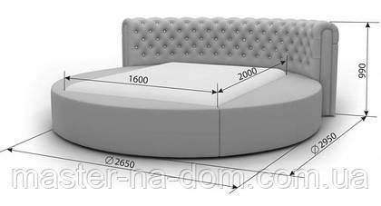 Размеры кровати залог здорового сна