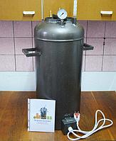 Автоклав Рб электрический (с тэном 2кВт) на 28 банок