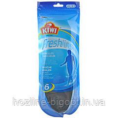 KIWI® Fresh'ins for men СТЕЛЬКИ УЛЬТРАТОНКИЕ 6 пар р.42-43