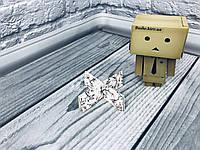 Перегородка для конфет / 80х80х35 мм / 4 ячейки / Маленьк / печать-Сакура, фото 1