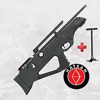 Hatsan Flashpup S bullpup, PCP пневматическая винтовка с насосом Хатсан в комплекте, фото 1
