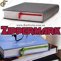 """Закладка Молния - """"Zippermark"""", фото 1"""