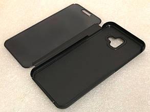 """Чохол книжка """"CLEAR VIEW..."""" для Samsung Galaxy J4 Plus (J415) / J4 Prime black, фото 2"""