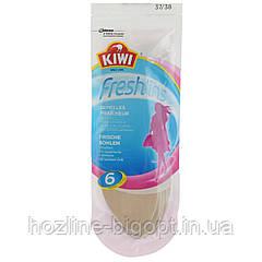 KIWI® Fresh'ins for women СТЕЛЬКИ УЛЬТРАТОНКИЕ 6 пар р.39-40