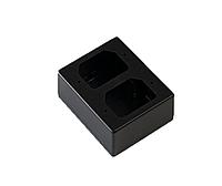 Корпус KM82A PS для электроники 68х55х32, фото 1