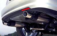 Виды ремонта автомобильного глушителя