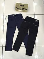 Брюки джинсы на мальчика KENZO (лучшая копия мирового брэнда) чёрного цвета