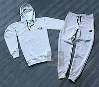 Спортивный костюм мужской в стиле New Balance / Кофта с капюшоном  + штаны | весенний осенний