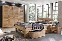 Спальня из массива дерева 005