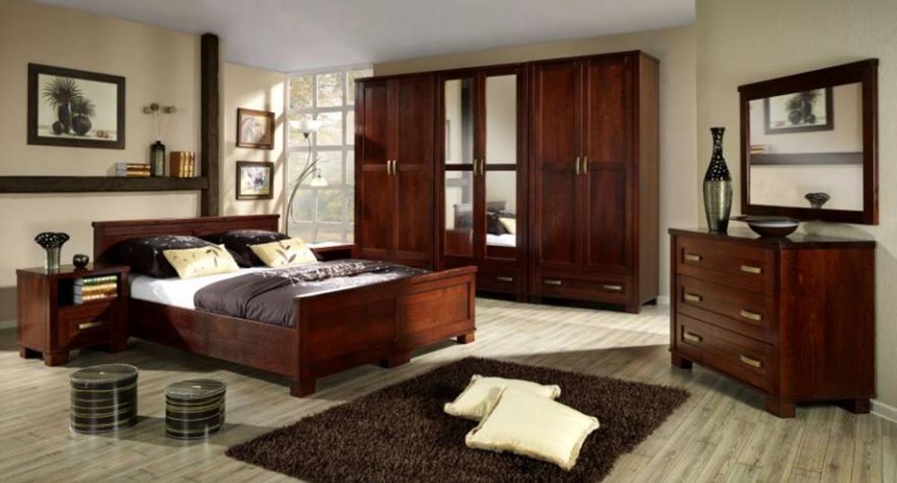 Спальня з дерева 021