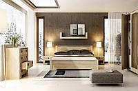 Спальня из массива дерева 028