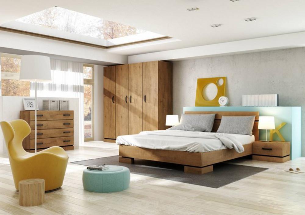 Спальня з дерева 032