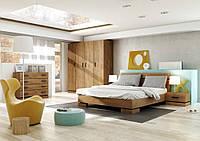 Спальня из массива дерева 032