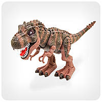 Динозавр «Super Power» (ходит, издает реалистические звуки)