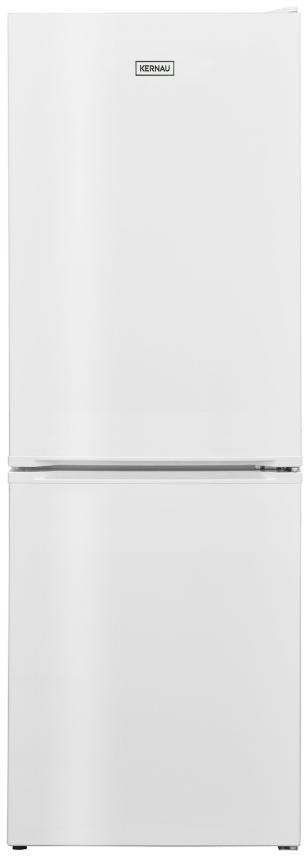 Холодильник с морозильной камерой Kernau KFRC 15153 W