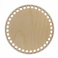 Круглое донышко для вязанных корзин Shasheltoys (100101.16) 16 см