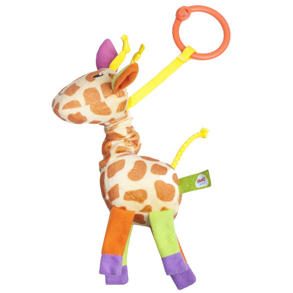 """Іграшка розвиваюча """"Вібруючий жирафа"""" 14*6*14см //"""