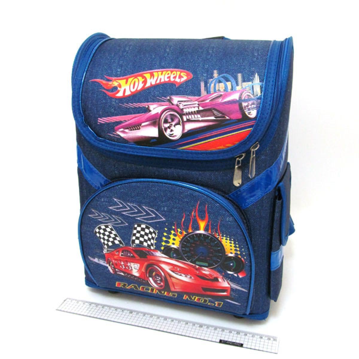 """Рюкзак-коробка """"Racing"""" 30*27*17см //"""