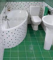 Для сантехники, плитки, унитазов, без хлора (5л)