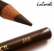 Карандаш для глаз LaCordi №208 Темно-коричневый