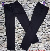 Брюки джинсы на мальчика Vit Club чёрного цвета