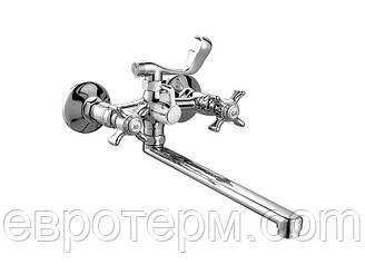 Смеситель для ванны CRON ZEUS 140