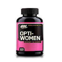 Optimum Nutrition Opti Women 120 caps оптимум нутришн опти вумен