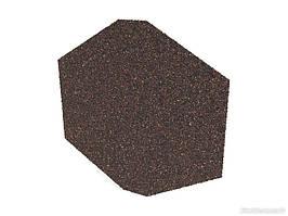 Заглушка конька треугольного  30 Coffee