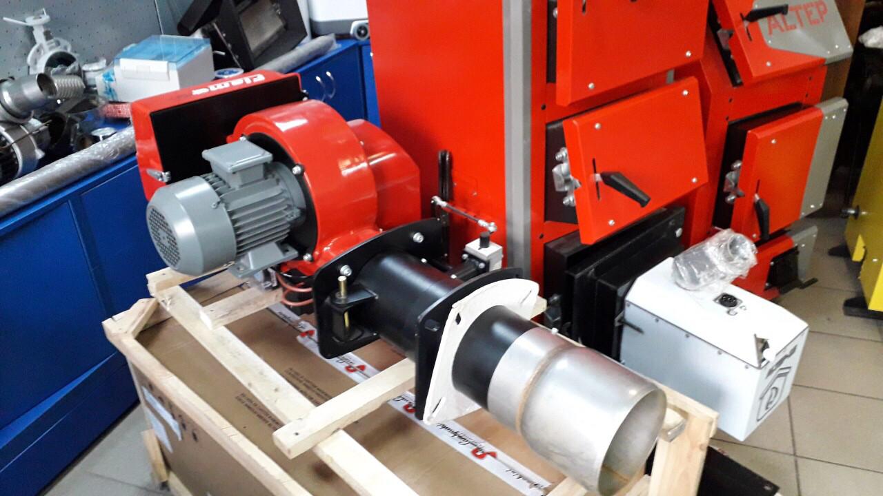 Горелка газовая FLAM 200-750 кВт (Турция)
