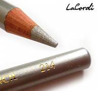 Олівець для очей LaCordi №214 Срібло