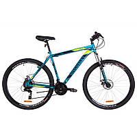 """Велосипед Discovery 29"""" TREK DD 2019 (малахитовый с желтым (м)) (OPS-DIS-29-038)"""