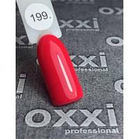 Oxxi № 199 яркий розовый, неоновый, эмаль 10 ml