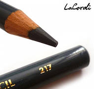 Карандаш для глаз LaCordi №217 Темный вулканический пепел