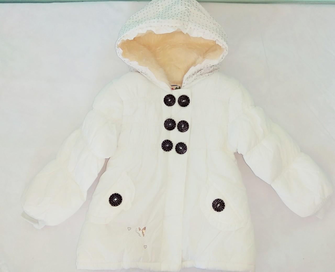 Куртка на девочку 1 год