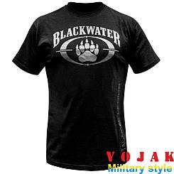 "Футболка ""BLACK WATER"" BLACK"
