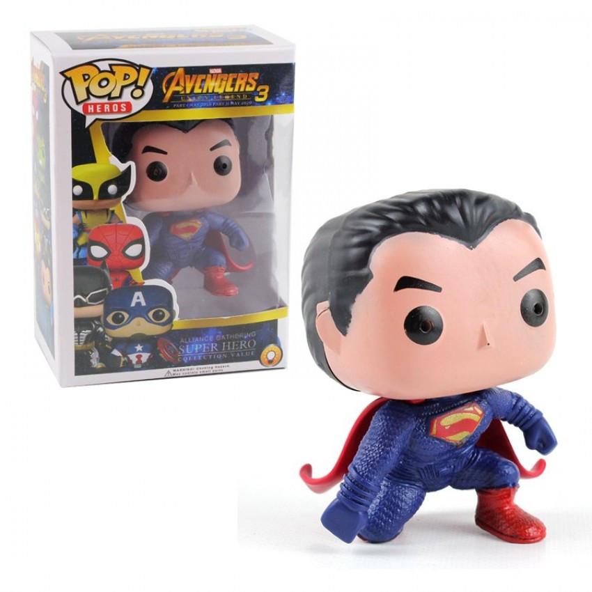 Фігурка супер герой Супермен - Superman Pop Heroes Avengers