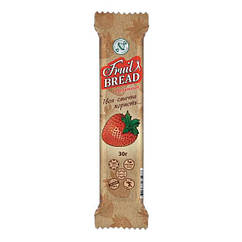 Батончик «Fruit Bread» Полуниця, 30 грам