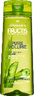 Шампунь GARNIER FRUCTIS Pure Volume, 300 мл.