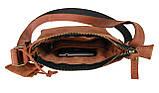 Сумка мужская вертикальная кожаная планшет SULLIVAN, фото 4