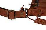 Сумка мужская вертикальная кожаная планшет SULLIVAN, фото 5