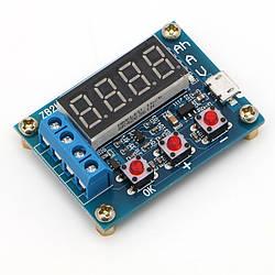 Инструкция Тестер измеритель емкости батарей аккумулятора 1V-15V ZB2L3-V2.1