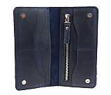 Кошелек женский кожаный большой купюрник для денег портмоне картхолдер кожа SULLIVAN, фото 3
