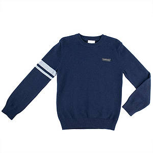 Джемпер для мальчиков Deloras 140  синий 70803