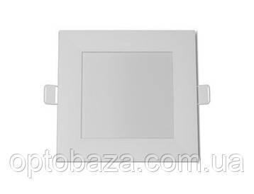 LED светильник врезной квадратный Vestum 6W 4000K 220V