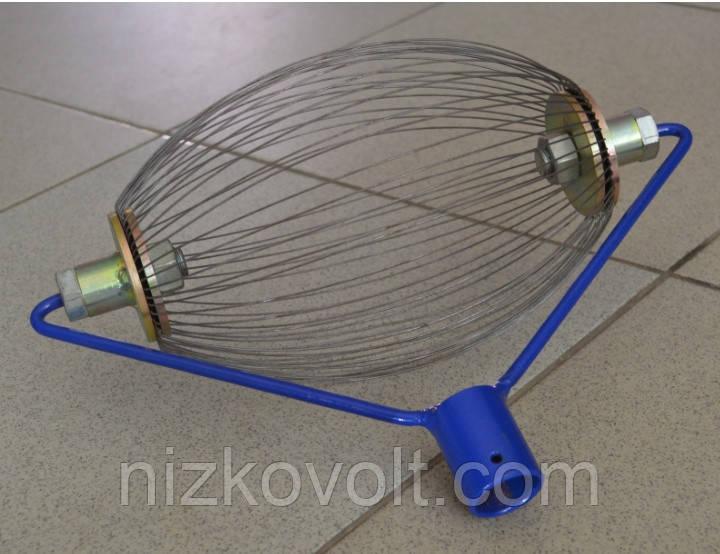 РОЛЛ - инструмент для уборки грецкого ореха, орехосборник