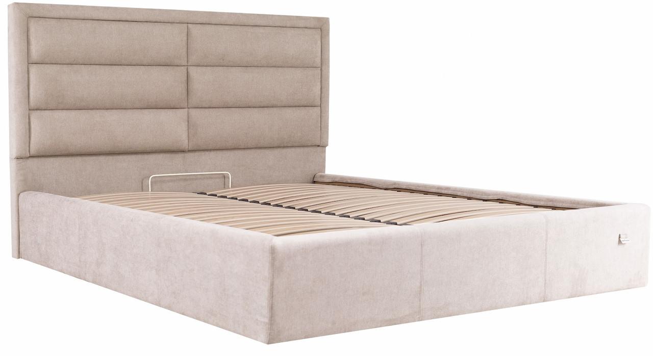 """Двуспальная кровать """"Орландо"""" с подъемным механизмом (без матраса) ТМ Richman"""